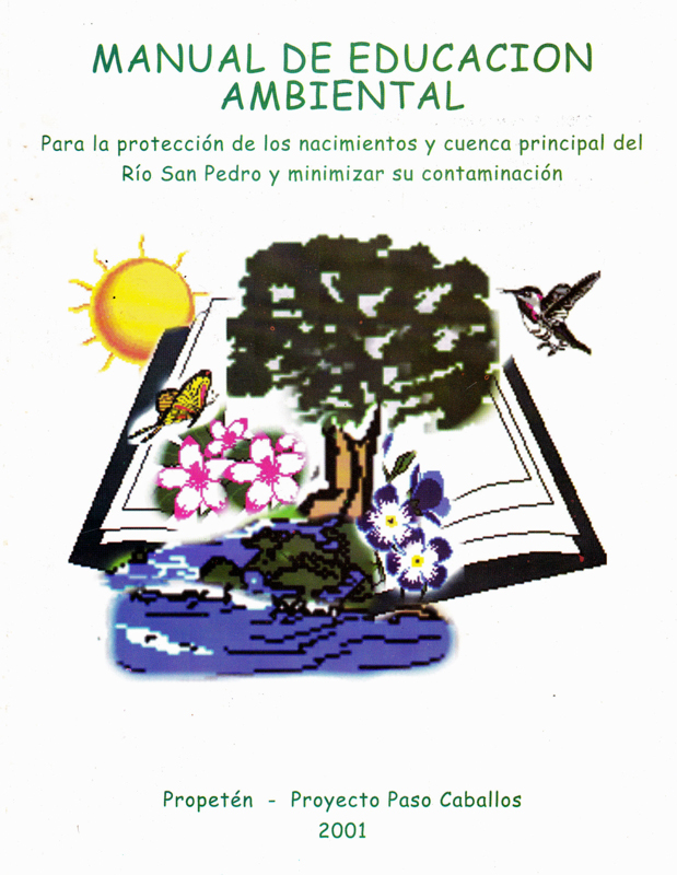 Manual de Educación Ambiental